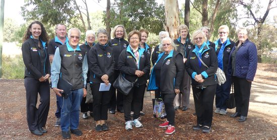Greater Shepparton Visitor Centre volunteer team