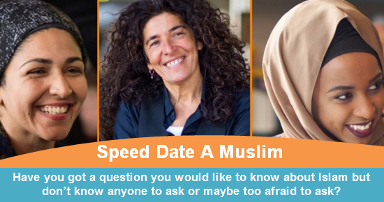 Muslim speed dating