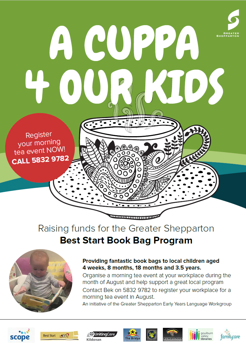 The Local Best Start Book Bag Program Provides A Book Bag Full Of Early  Literacy Resources To Babies And Children Aged Four Weeks, Eight Months,