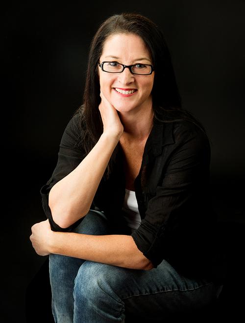 Author, Fleur Ferris