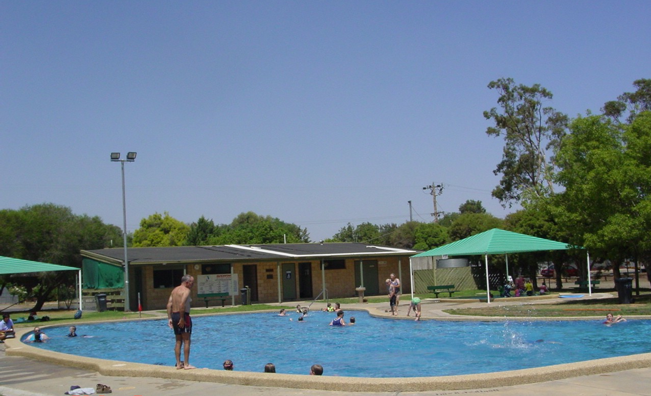 Seasonal Outdoor Pools Scheduled To Open For Summer