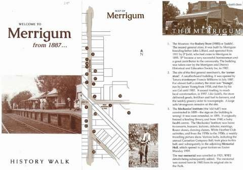 Merrigum History Walk