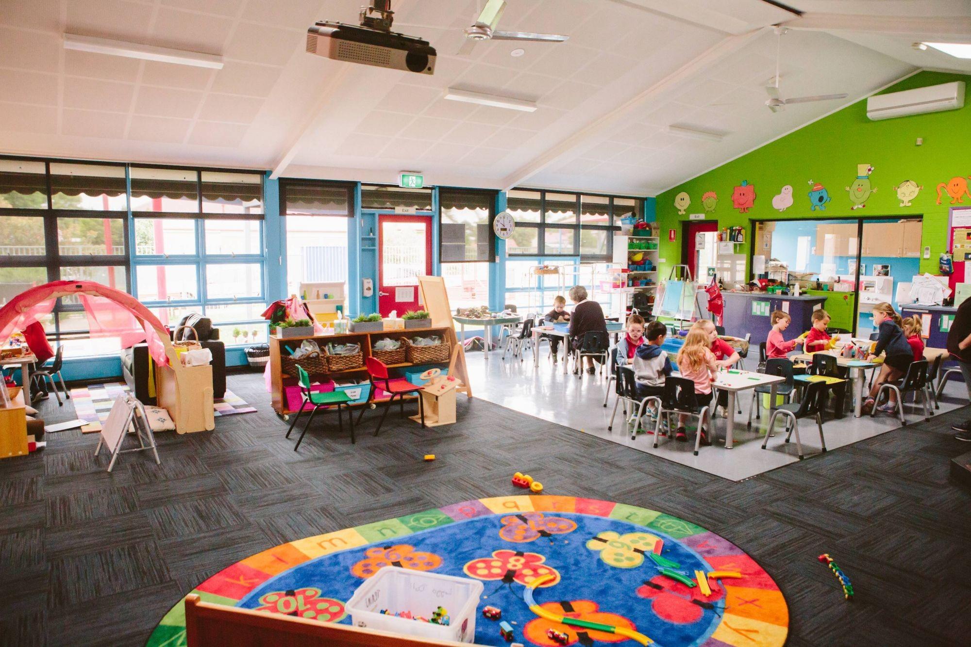 Kinder Garden: Alexandra Street Kindergarten