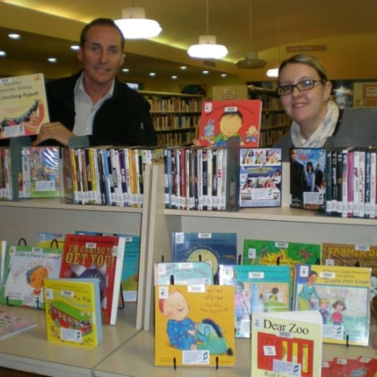 Goulburn Valley Regional Library Corporation – CALD Resources for the Community - The project purchased and made available to the community to borrow, 64 DVD's in Hindi and 26 DVD's in Arabic for adults, and 31 bi-lingual children's picture books in Albanian, Chinese, French, Greek, Hindi, Italian, Somali and Urdu.
