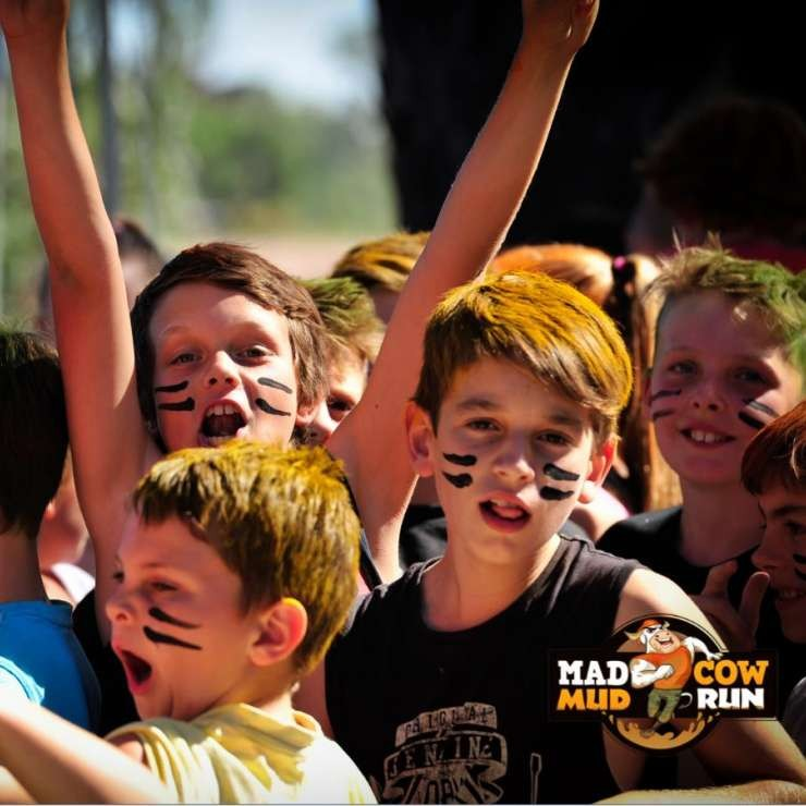 Mad Cow Mud Run - Kids Event - Over 400 children participated in the inaugural Mad Cow Mud Run for Kids Event.  The Community Matching Grant was used to purchase materials for the obstacle course and the delivery of the event.  It will now be included as an annual event on the long weekend in March.