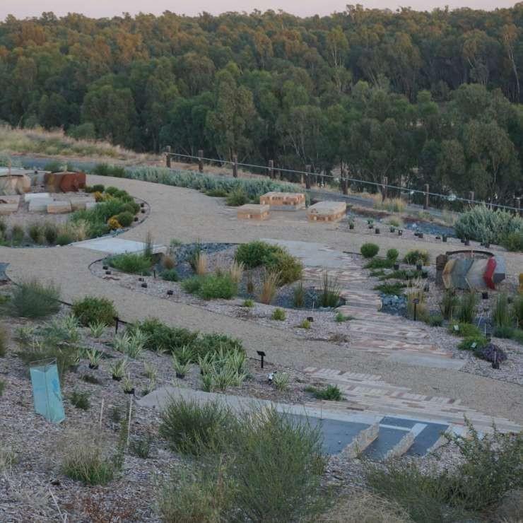 Refugee Garden