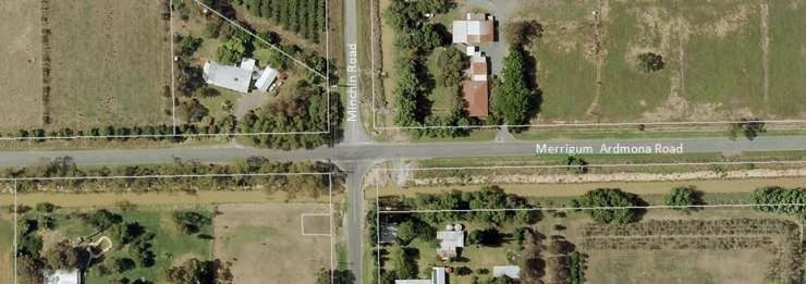 Option 7 (Minchin Rd - Merrigum-Ardmona Rd)