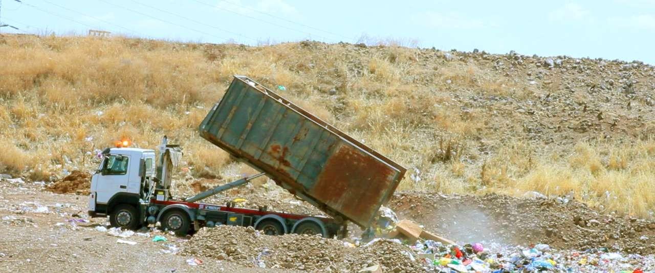 Cosgrove landfill.