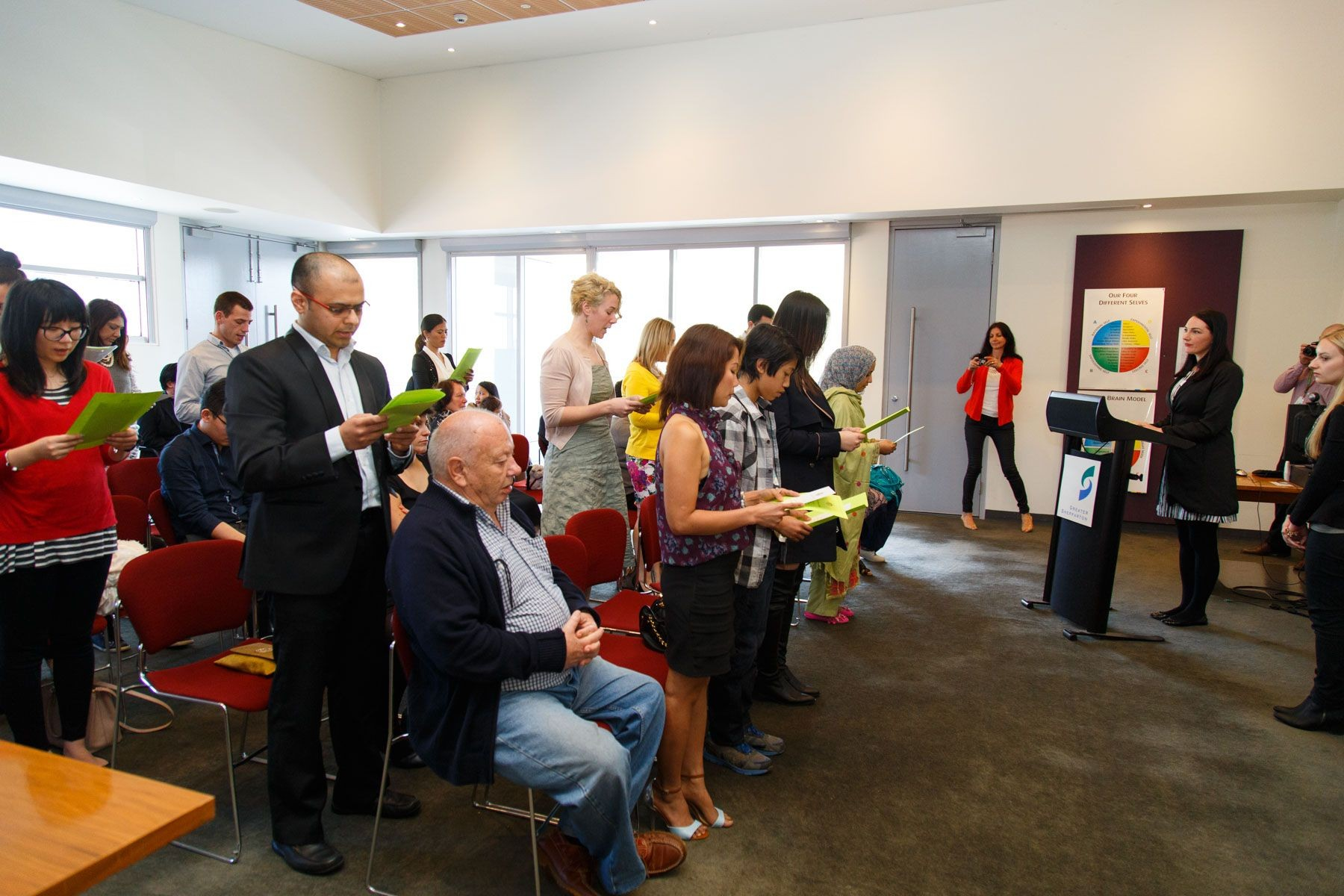 Kinder Garden: Greater Shepparton Proud To Welcome New Citizens