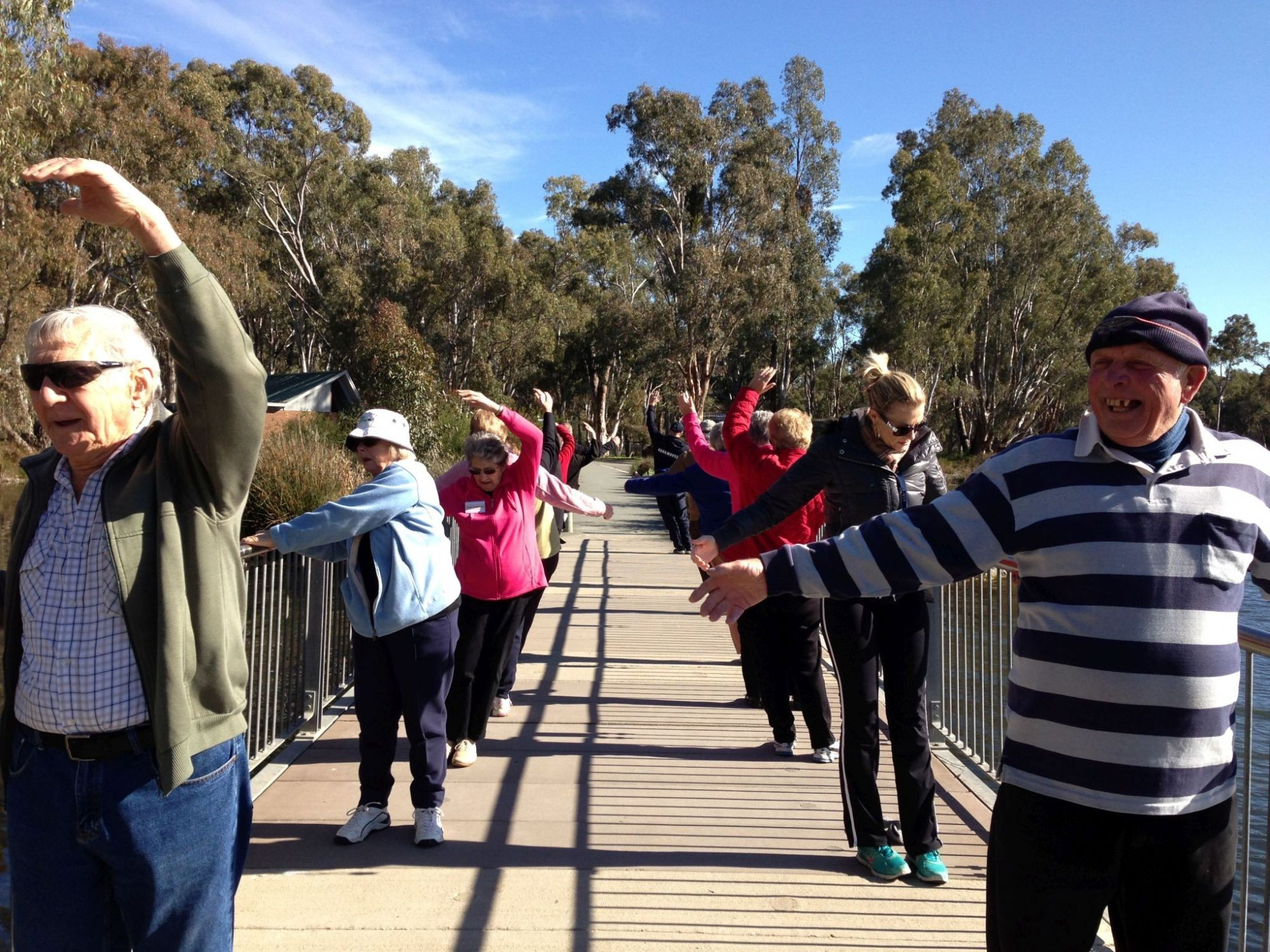 Stretch and Flex - Greater Shepparton City Council