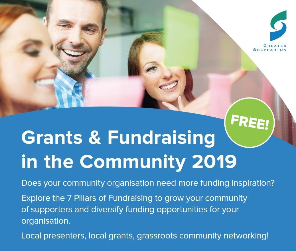 Kinder Garden: Grants & Fundraising In The Community 2019