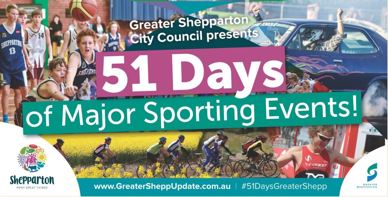 Kinder Garden: Greater Shepparton: Regional Victoria's Sporting Events