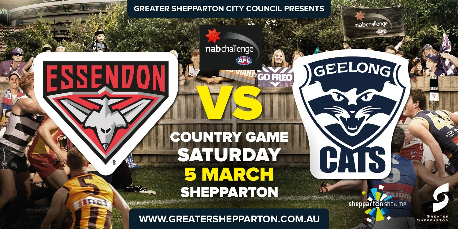 Tickets Now On Sale For Nab Challenge Greater Shepparton City Council