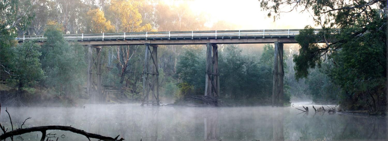 The bridge shepparton