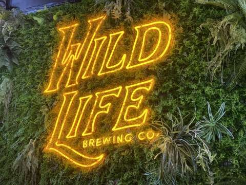 Wild Life Brewing was awarded funding to develop an expansion of brewing range and infrastructure to enable purchasing of additional beverages on tap at the venue.