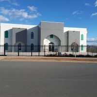 Afghani Mosque