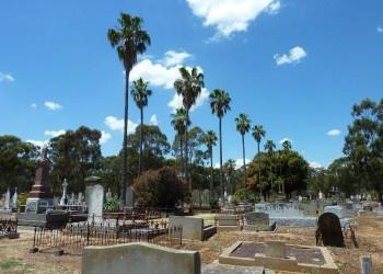 Mooroopna cemetery
