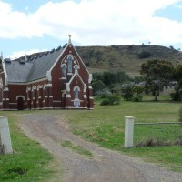 St Mary's Catholic Church, Dookie (Exterior Only)
