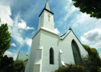 Shepparton Uniting Church (former Scots' Church section)