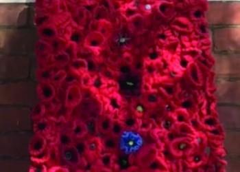 St Lukes Dookie - Poppy Tribute