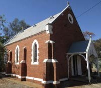 St Luke's Anglican Church, Dookie