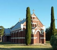 St Sebastian's Catholic Church, Merrigum