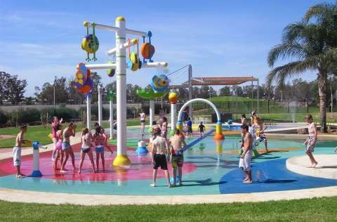Aquamoves splash park