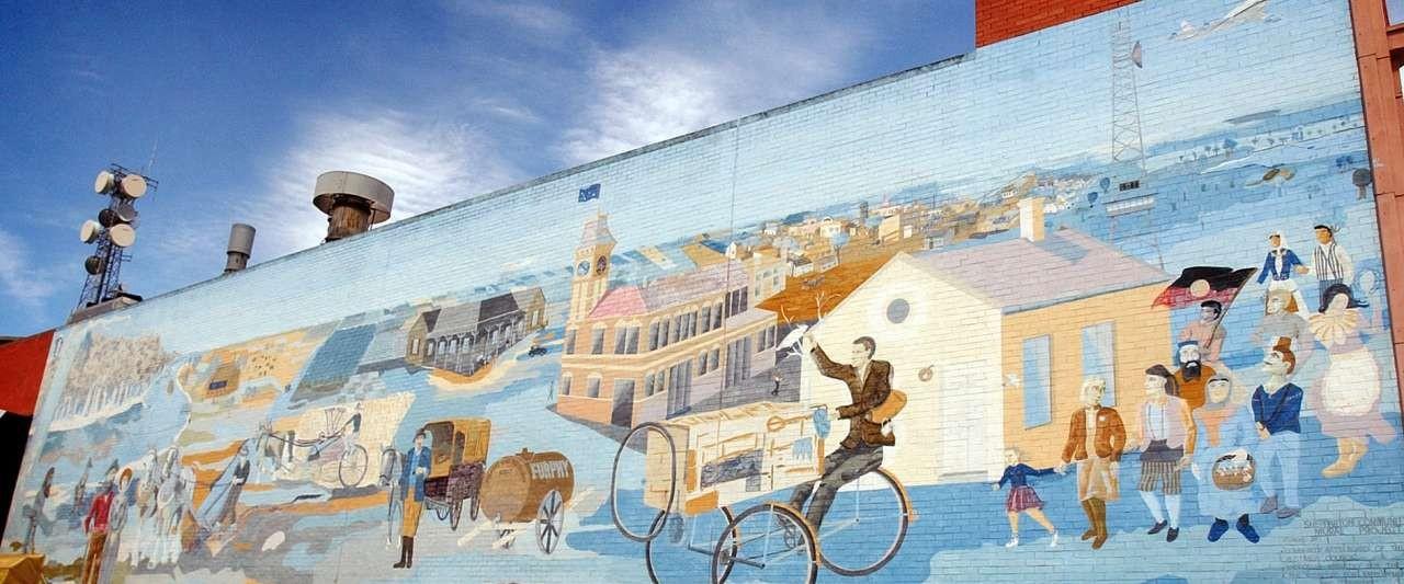 City Walk Mural