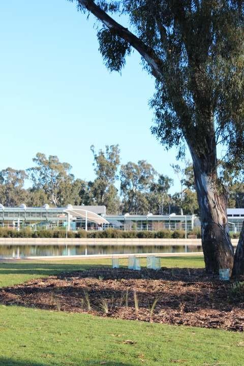 Victoria Park Lake and Aquamoves