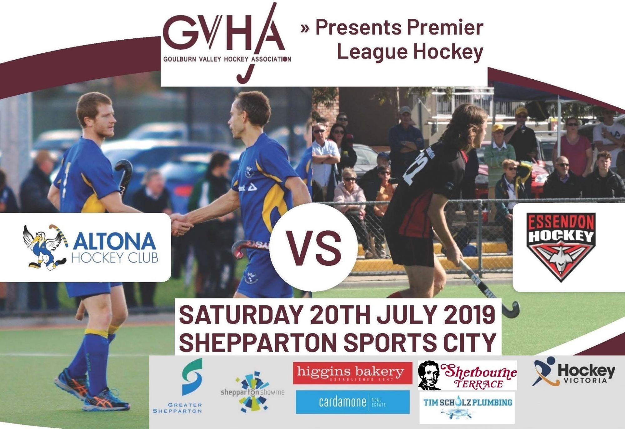 Victorian Premier League Hockey - Greater Shepparton City